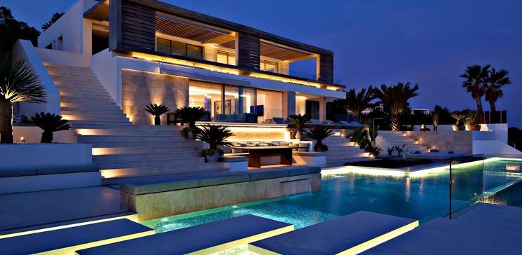 Abitazione di lusso a Ibiza