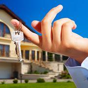 Le chiavi di una casa in vendita