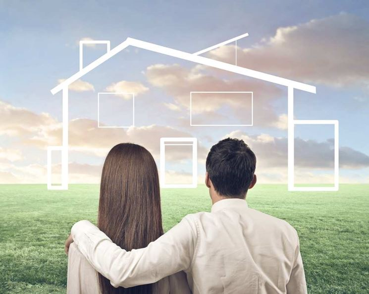 Il sogno di una casa per una coppia