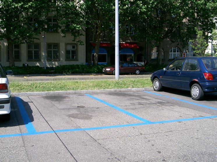 Organizzazione parcheggio