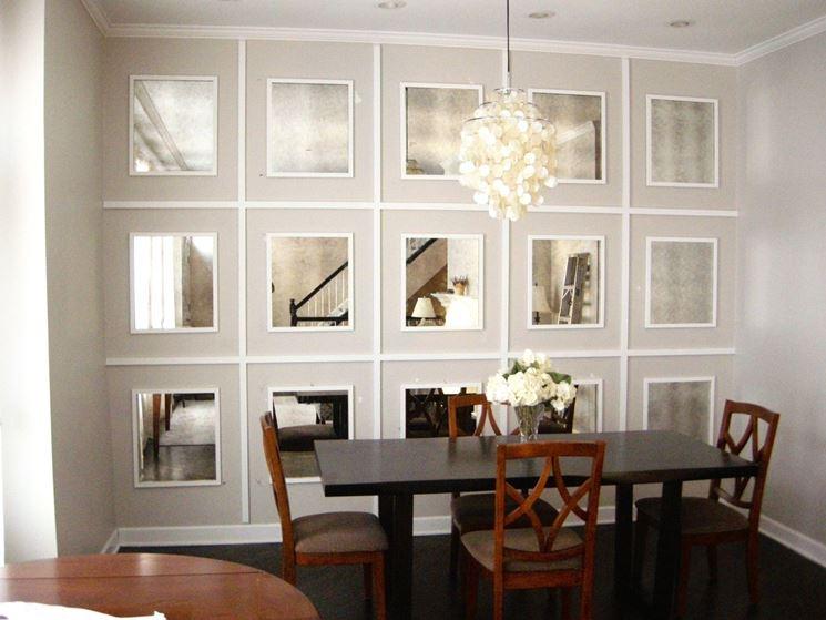 Specchi per parete
