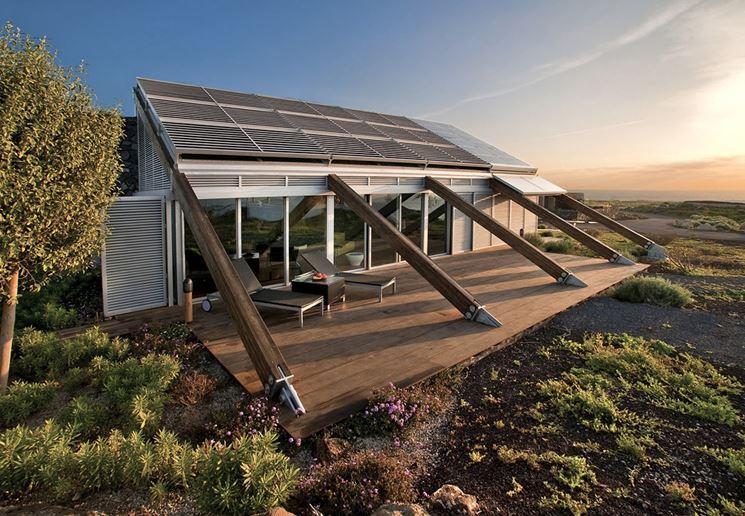 Casa bioclimatica a Tenerife