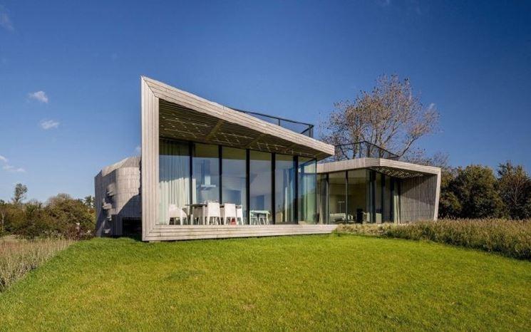 Un tipo di casa ecologica