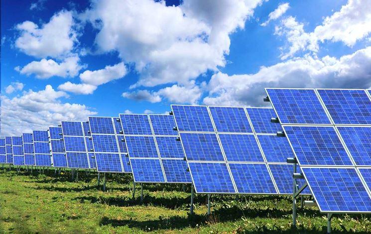 esempio di pannello fotovoltaico