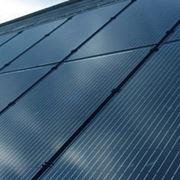 Esempio di copertura fotovoltaico