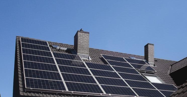 Pannellli fotovoltaici termici