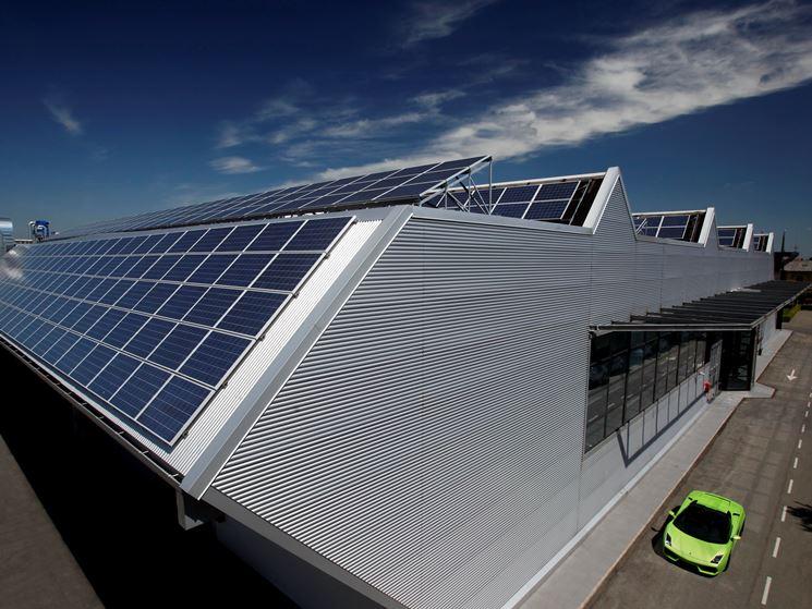 fotovoltaico azienda