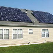 Moduli fotovoltaici in città