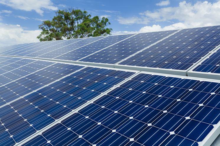 Impianto fotovoltaico montaggio