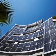 Pannelli solari integrati