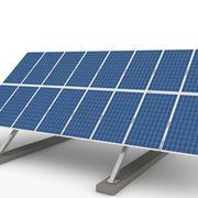 Modello di un pannello fotovoltaico