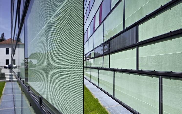 Fotovoltaico integrato e facciata dell'edificio