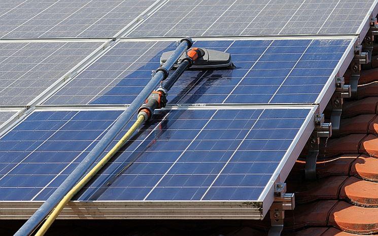 Pulizia e manutenzione fotovoltaico