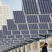 Impianto fotovoltaico cinese