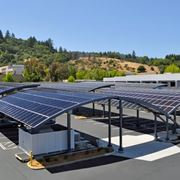 esempio pannelli fotovoltaici flessibili