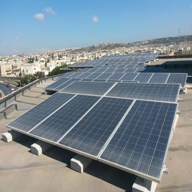 Installazioni pannelli fotovoltaici