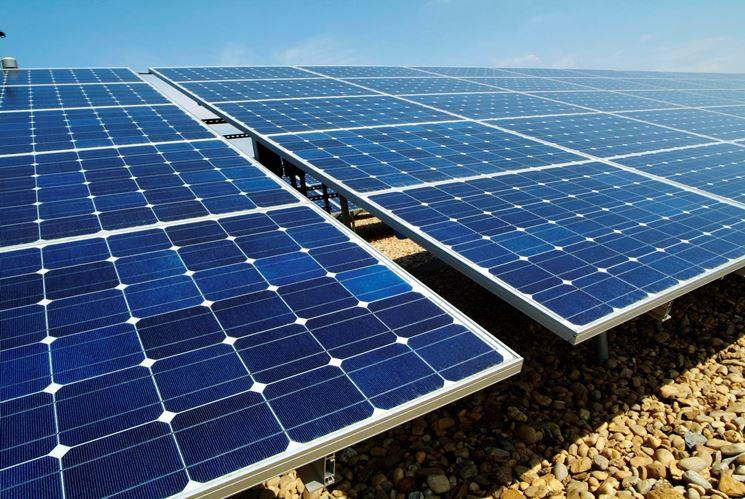 Pannelli solari ed energia eco