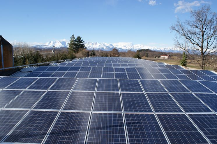 I moduli di un impianto fotovoltaico