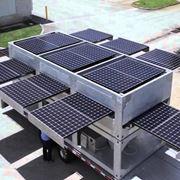 Singolare pannello fotovoltaico fai da te