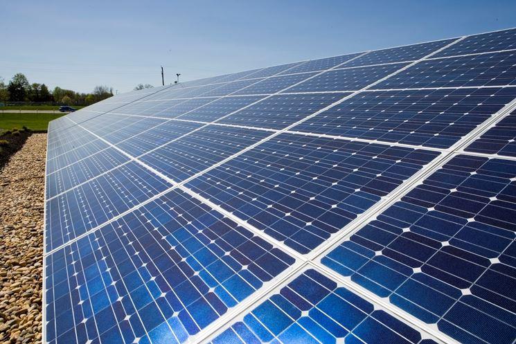 Pannello fotovoltaico integrato