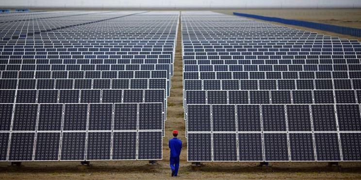 1 gigawatt equivale a 4,6 milioni di pannelli fotovoltaici
