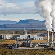 Impianto per la produzione di energia mediante il calore geotermico