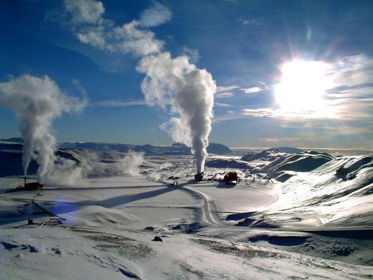 Fonti geotermiche