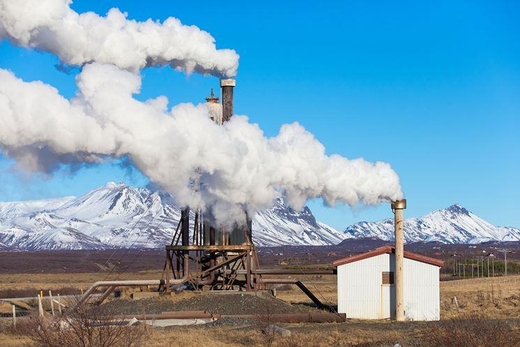 Sistema geotermico