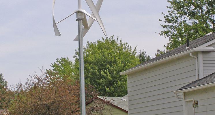 Tipo di turbina per impianto eolico
