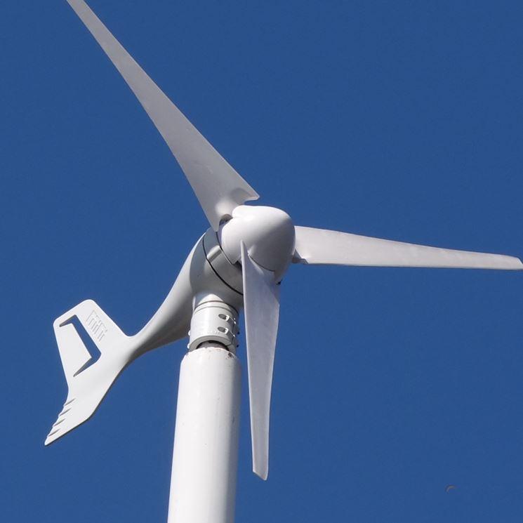 Generatore energia eolica