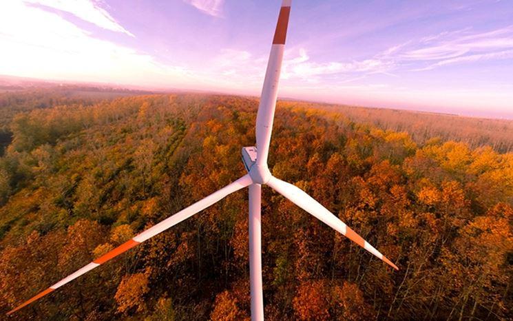 Esempio di turbina domestica