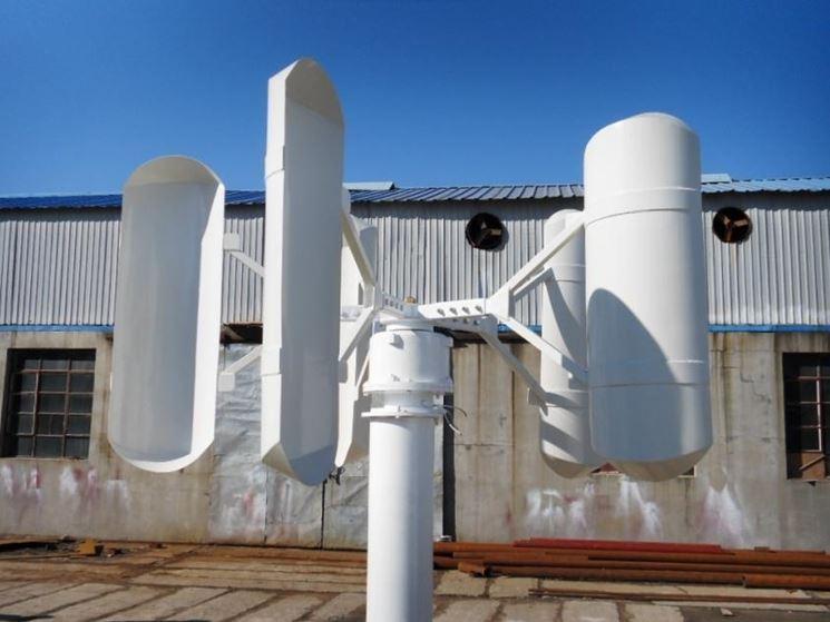 Creare un generatore eolico fai da te