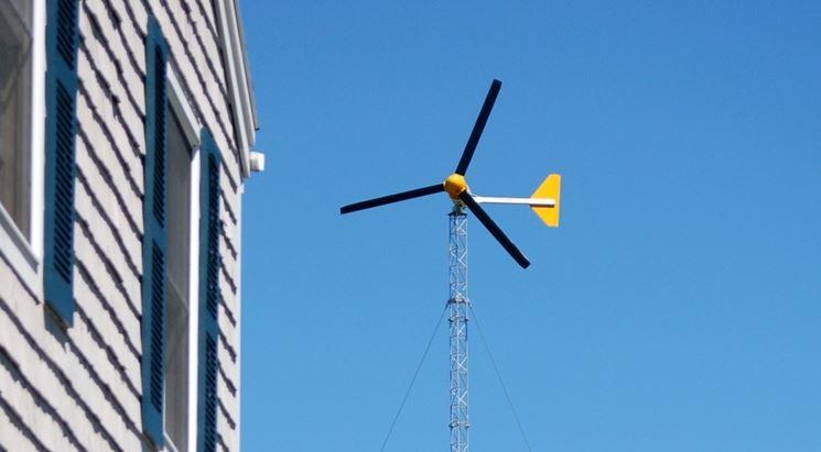 installare mini eolico
