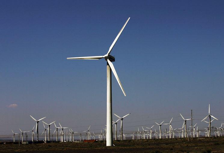Sistema eolico domestico