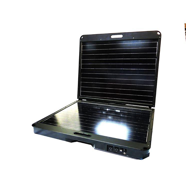 Alimentatore solare