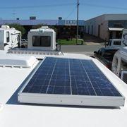 Installare pannelli solari nel camper
