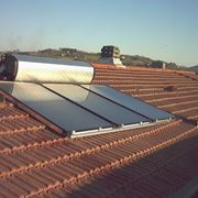 Sistema solare sul tetto