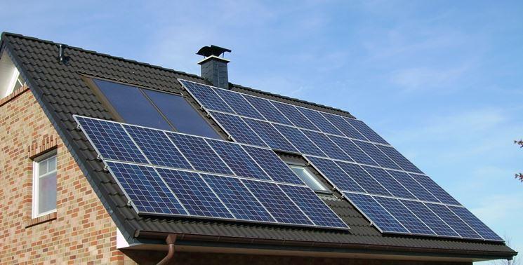 Impianto solare fotovoltaico