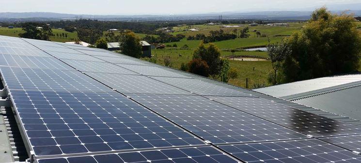 Pannello Solare Termico Come Funziona : Solare termico sottovuoto pannelli solari tipologie