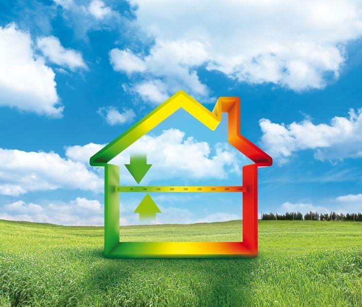 riqualificare energeticamente la casa