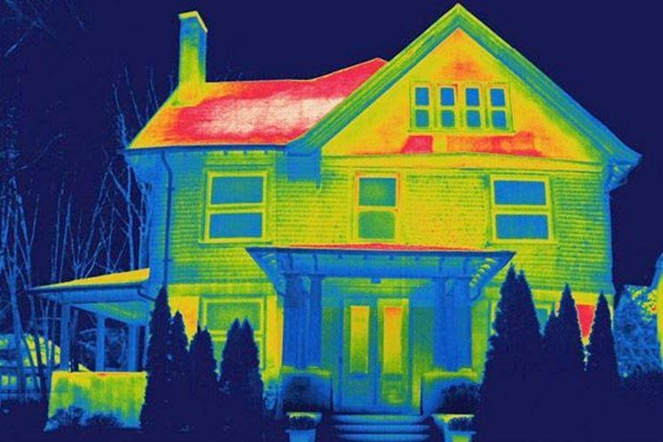 diagnostica con termocamera a infrarossi
