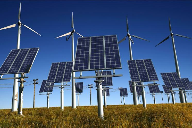 Impianti energie rinnovvabili