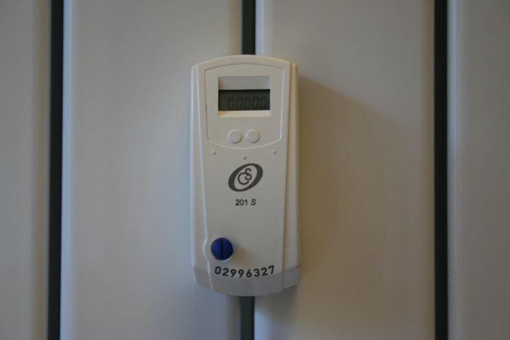 Sistema di contabilizzazione del calore