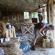 Lavoro in un ecovillaggio