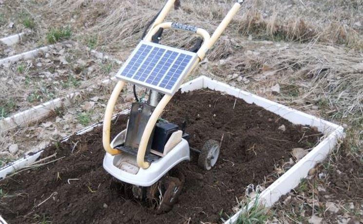Esempio di pannello solare fai da te