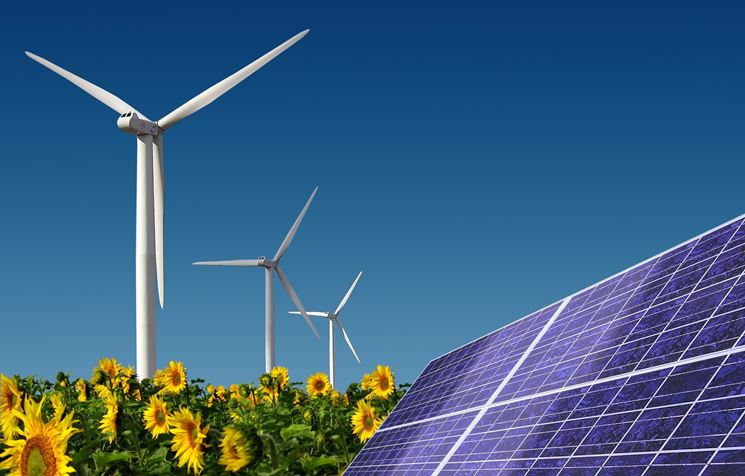 Energia ecosostenibile.