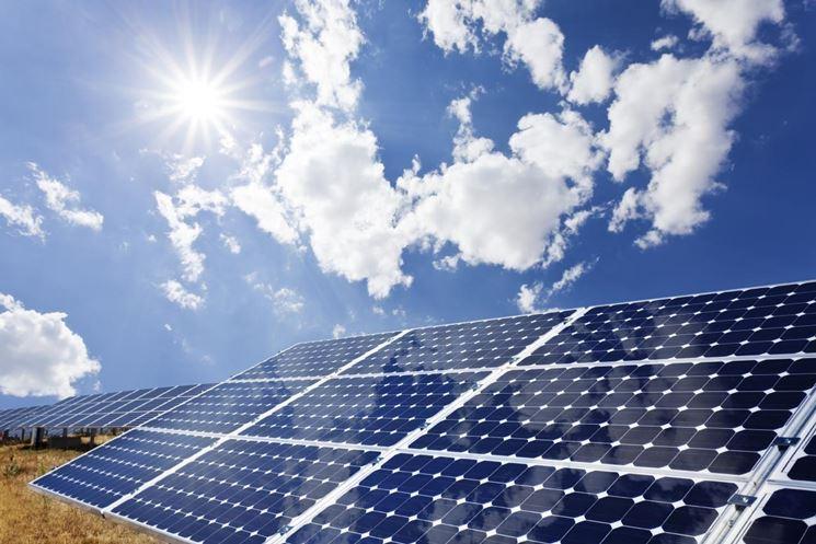 Energia solare: pannelli