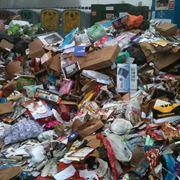 Esempio di rifiuti urbani