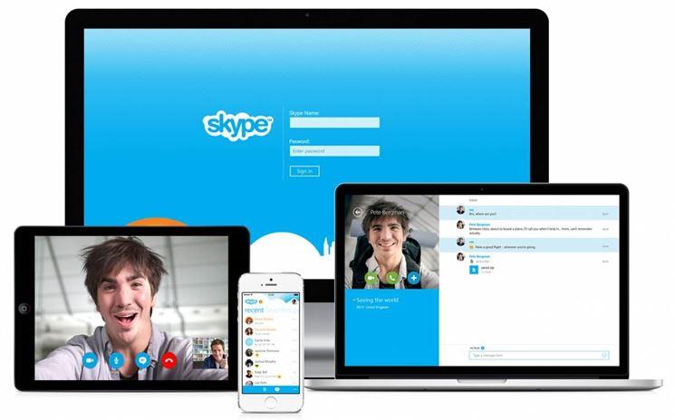 telefonate online con skype