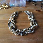 Creare collane di perle fai da te